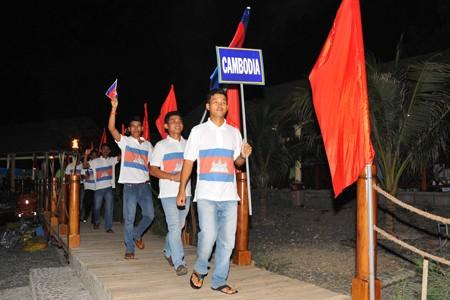 images1106445 dieuhanh3 1 - Sôi nổi Hội trại ASEAN+1