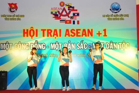 images1106454 vannghe5 1 - Sôi nổi Hội trại ASEAN+1