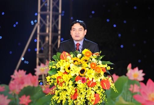 DDT 3012 1 - Lễ hội Tuổi trẻ chào mừng thành công Đại hội lần thứ XII của Đảng; kỷ niệm 86 năm Ngày thành lập Đảng Cộng sản Việt Nam
