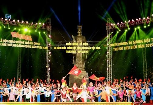 IMG 00342 1 - Lễ hội Tuổi trẻ chào mừng thành công Đại hội lần thứ XII của Đảng; kỷ niệm 86 năm Ngày thành lập Đảng Cộng sản Việt Nam