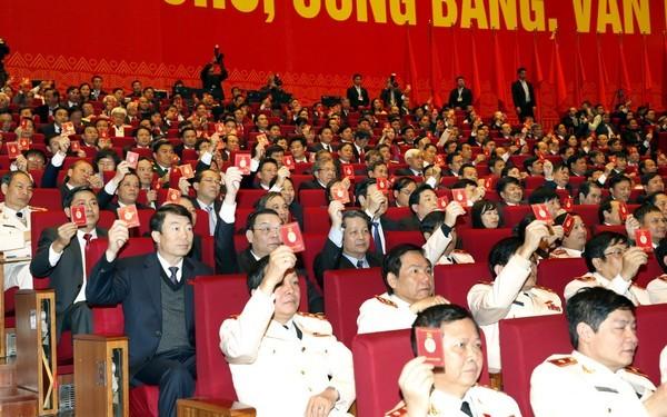 bquyet dh128 1 16 28 54 760 - Nghị quyết Đại hội đại biểu toàn quốc lần thứ XII của Đảng