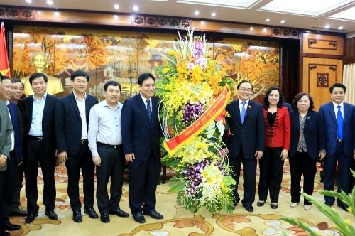 IMG 44101 - Đoàn Thanh niên xứng đáng là đội dự bị tin cậy của Đảng