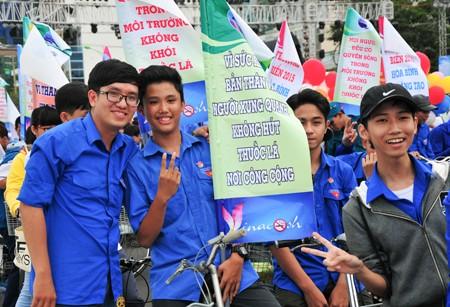 images1134595 Doan1 - Phát huy mạnh mẽ tính xung kích của thanh niên
