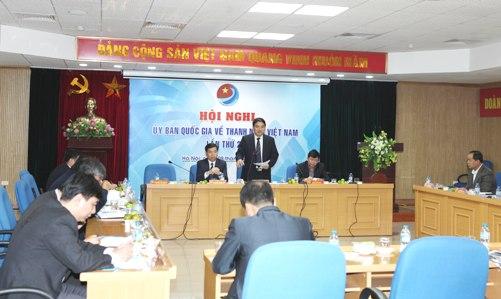 vba 9084 - Hội nghị Ủy ban Quốc gia về Thanh niên Việt Nam lần thứ 27