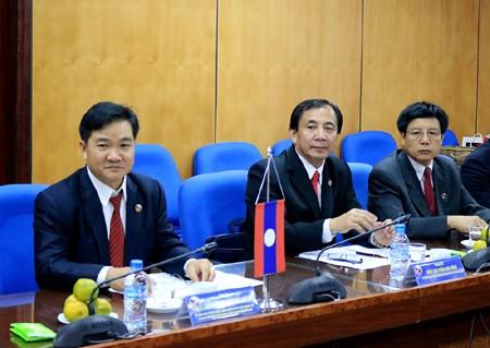 IMG 47491 - Thanh niên sẽ kế thừa và hoàn thành tốt trách nhiệm giữ gìn mối quan hệ tốt đẹp và bền vững giữa hai dân tộc Việt Nam và Lào