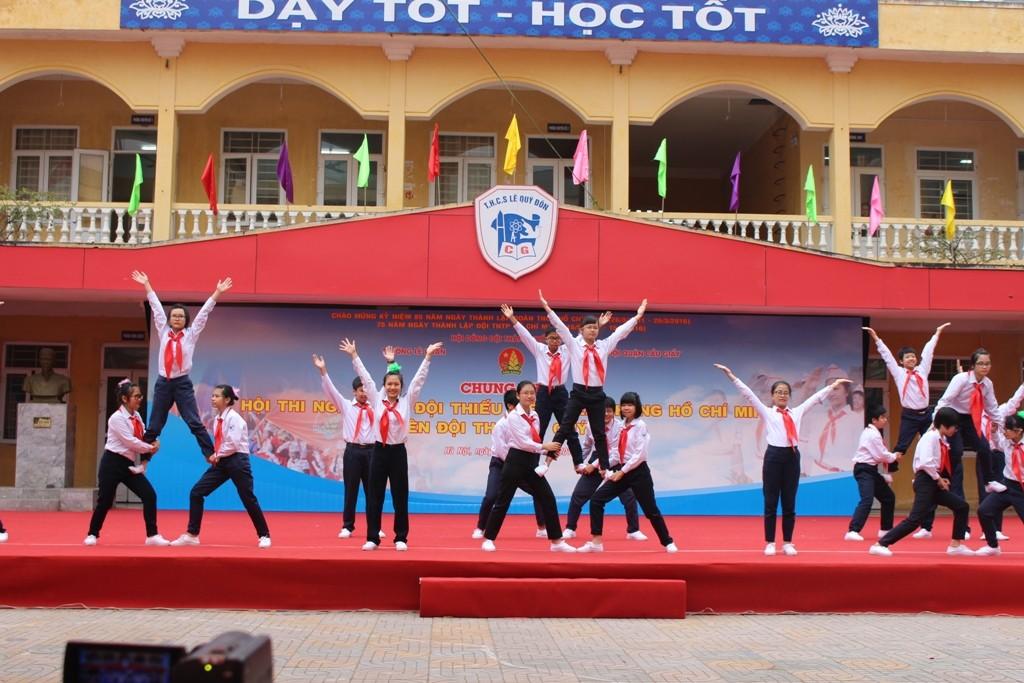 572b0602 a89a428e02 1 - Đội TNTP Hồ Chí Minh thực sự là tổ chức của thiếu nhi Việt Nam