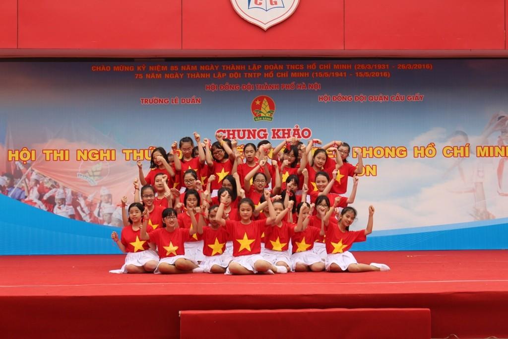 572b0602 faa13a8ad5 1 - Đội TNTP Hồ Chí Minh thực sự là tổ chức của thiếu nhi Việt Nam