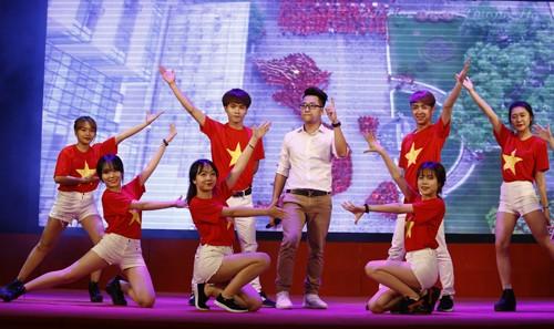 MG 4378 1 - Trao giải cuộc thi viết và sáng tác ca khúc Sinh viên Việt Nam - Những câu chuyện đẹp
