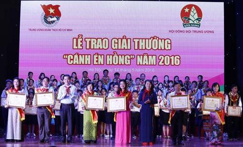 MG 5085 - Đảng, Nhà nước và nhân dân luôn đặt niềm tin yêu và kỳ vọng vào thế hệ thiếu niên, nhi đồng ngày nay