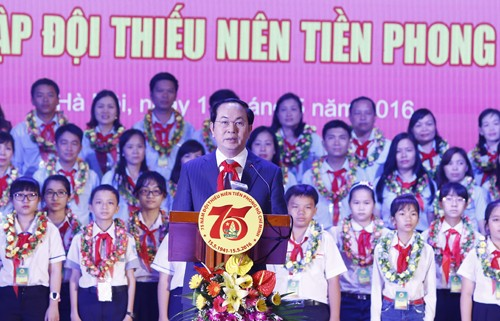 vba5012 1 - Đảng, Nhà nước và nhân dân luôn đặt niềm tin yêu và kỳ vọng vào thế hệ thiếu niên, nhi đồng ngày nay