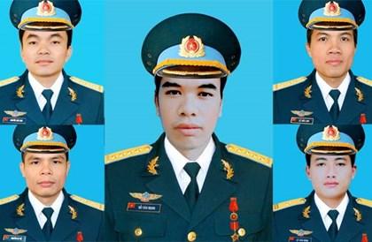 """0520quan20nhan - Truy tặng Huy hiệu """"Tuổi trẻ dũng cảm"""" của BCH Trung ương Đoàn cho 05 cá nhân"""