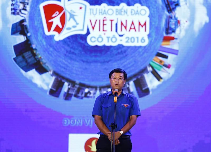 """6670 1 - Đêm nghệ thuật """"Tự hào biển đảo Việt Nam"""" tại huyện đảo Cô Tô"""