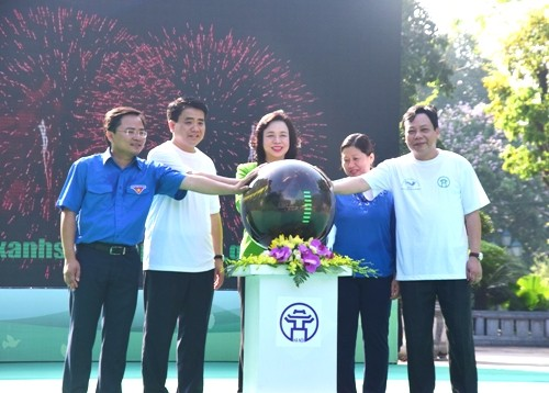 DSC 0413 1 - Phát động hưởng ứng Ngày Môi trường thế giới năm 2016 tại Hà Nội