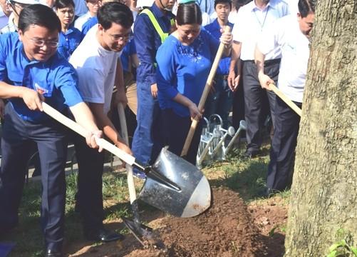 DSC 0416 1 - Phát động hưởng ứng Ngày Môi trường thế giới năm 2016 tại Hà Nội
