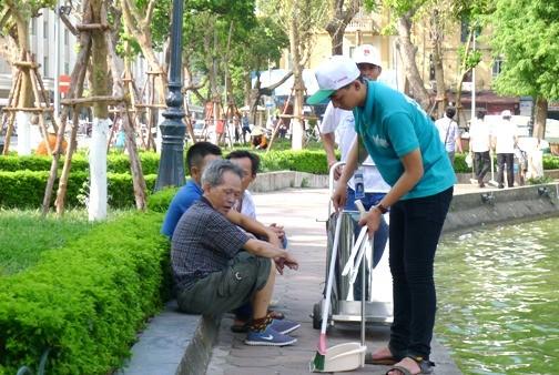 P1240866 1 - Phát động hưởng ứng Ngày Môi trường thế giới năm 2016 tại Hà Nội