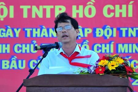 images1148405 APP 7553 1 - Hơn 2.000 đội viên tham gia lễ diễu hành nghi thức đội