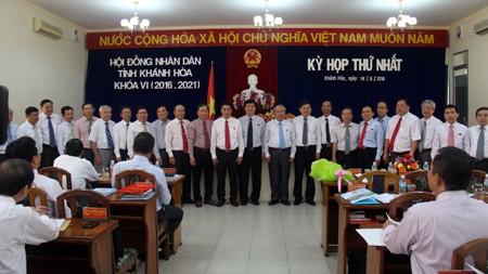 images1151146 Anh 8 - Kỳ họp thứ nhất HĐND tỉnh Khánh Hòa khóa VI, nhiệm kỳ 2016-2021
