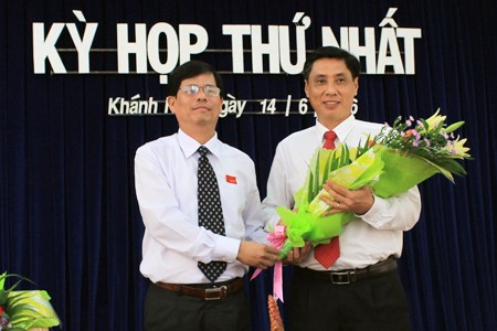 images1151147 Anh 9B - Kỳ họp thứ nhất HĐND tỉnh Khánh Hòa khóa VI, nhiệm kỳ 2016-2021