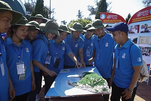 vba 6383 1 - Khai mạc chương trình Sinh viên với biển đảo Tổ quốc 2016