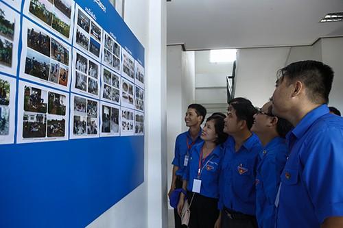0739 - Tạo mọi điều kiện để đoàn viên, sinh viên Lào - Việt Nam được hợp tác, trao đổi kinh nghiệm