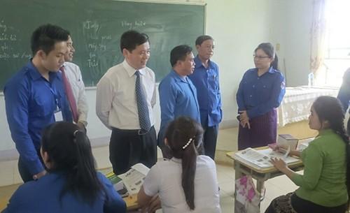 1467901517942 4517 - Tạo mọi điều kiện để đoàn viên, sinh viên Lào - Việt Nam được hợp tác, trao đổi kinh nghiệm