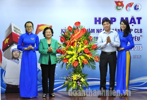 DSC7982 - Kỷ niệm 2 năm thành lập CLB Vì Hoàng Sa - Trường Sa thân yêu