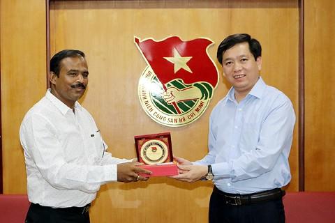 IMG 8362 - Tăng cường các hoạt động hỗ trợ thanh niên Việt Nam - Ấn Độ khởi nghiệp