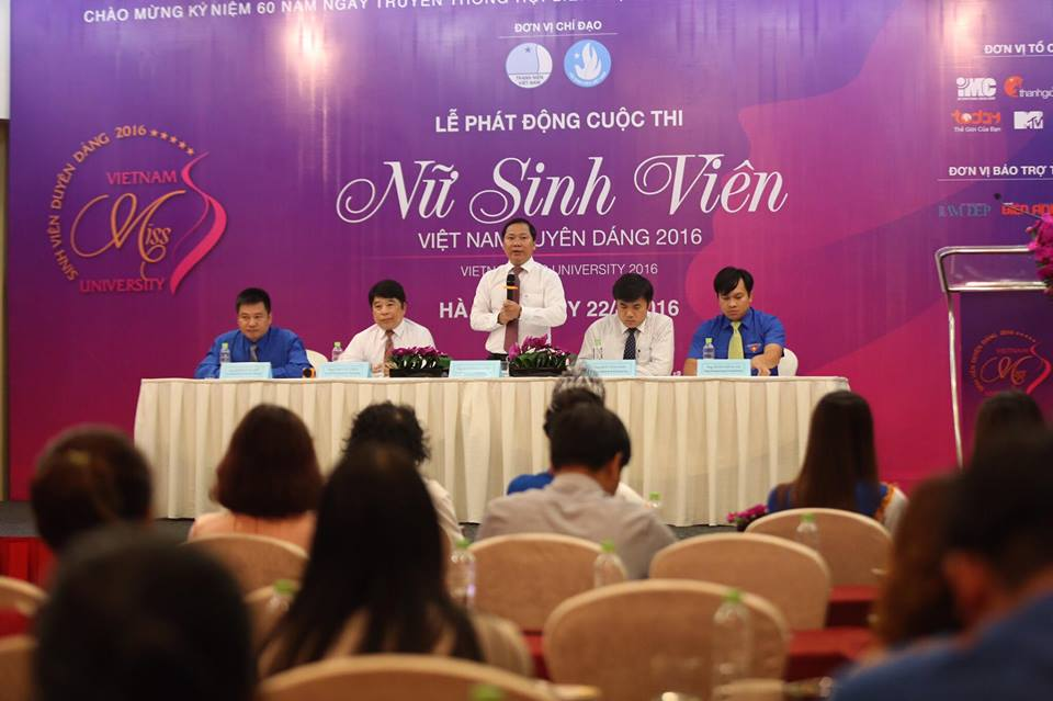 """14111857 10205437337213080 1249191814 n - Phát động cuộc thi """"Nữ sinh viên Việt Nam duyên dáng 2016"""""""
