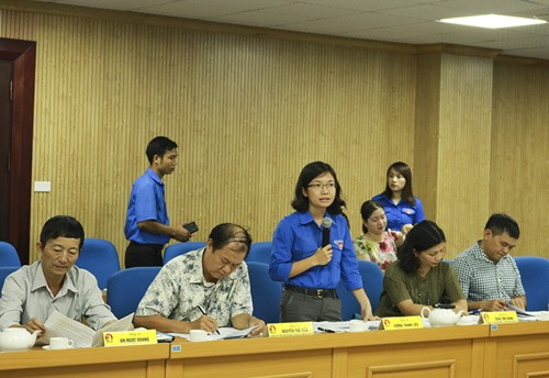 8680 - Hội nghị Hội đồng Đội Trung ương kỳ họp lần thứ 8, khóa VII