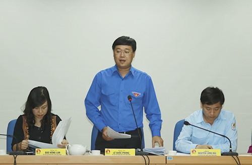 8706 - Hội nghị Hội đồng Đội Trung ương kỳ họp lần thứ 8, khóa VII
