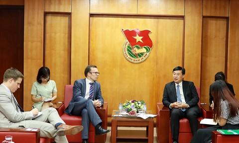 IMG 8661 - Tăng cường hợp tác giữa thanh niên Việt Nam và New Zealand