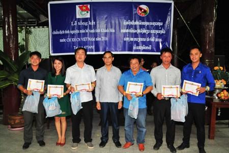 images1166939 APP 3197 1 - Dấu chân tình nguyện tại Attapeu