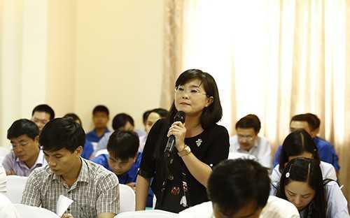 7559 Khai mạc Hội nghị Ban Chấp hành Trung ương Đoàn khóa X