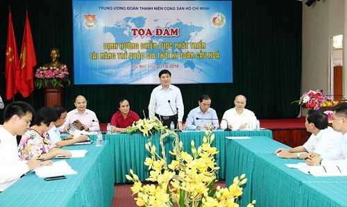 IMG_3993 Phát triển tài năng trẻ tạo bước đột phá cho Việt Nam trong thời kỳ hội nhập