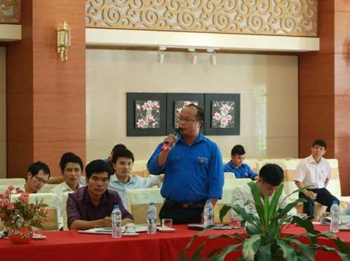 """IMG 9025 - Hội nghị truyền thông """"Trí thức trẻ tham gia phát triển kinh tế - xã hội"""""""