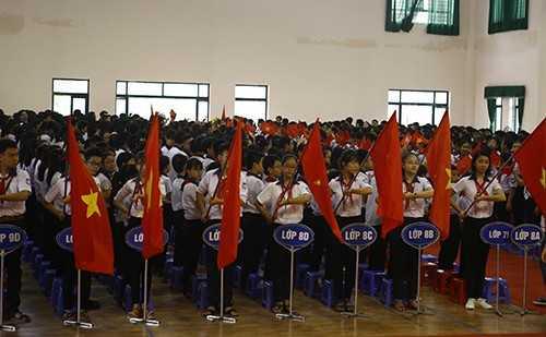 vba_6759 Hội đồng Đội TƯ phát động chủ đề công tác Đội và phong trào thiếu nhi, năm học 2016 - 2017