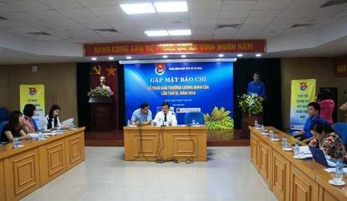00000000008 - 85 gương thanh niên nông thôn nhận Giải thưởng Lương Định Của lần thứ XI
