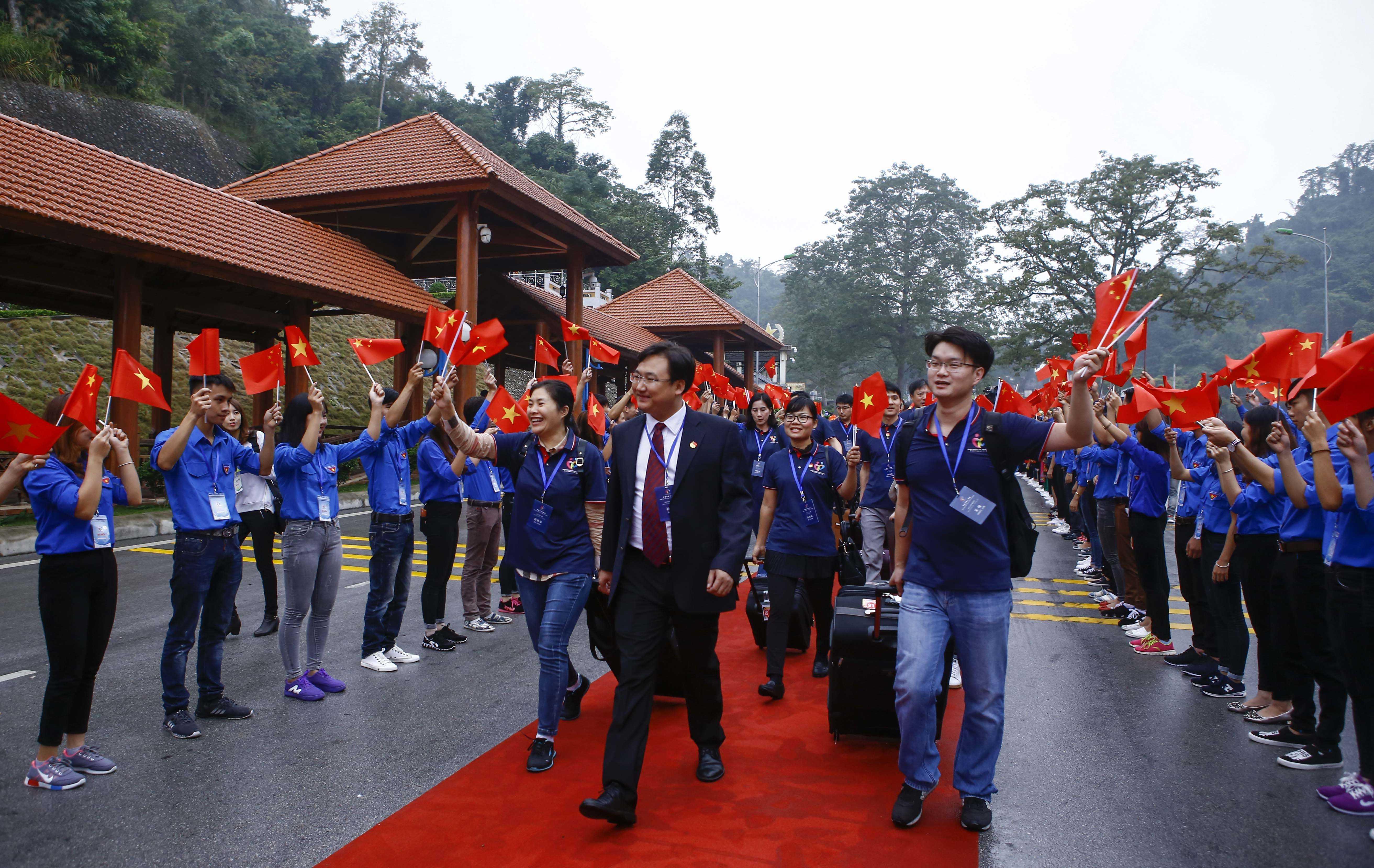 0174 - Khởi động Liên hoan Thanh niên Việt Nam - Trung Quốc lần thứ III
