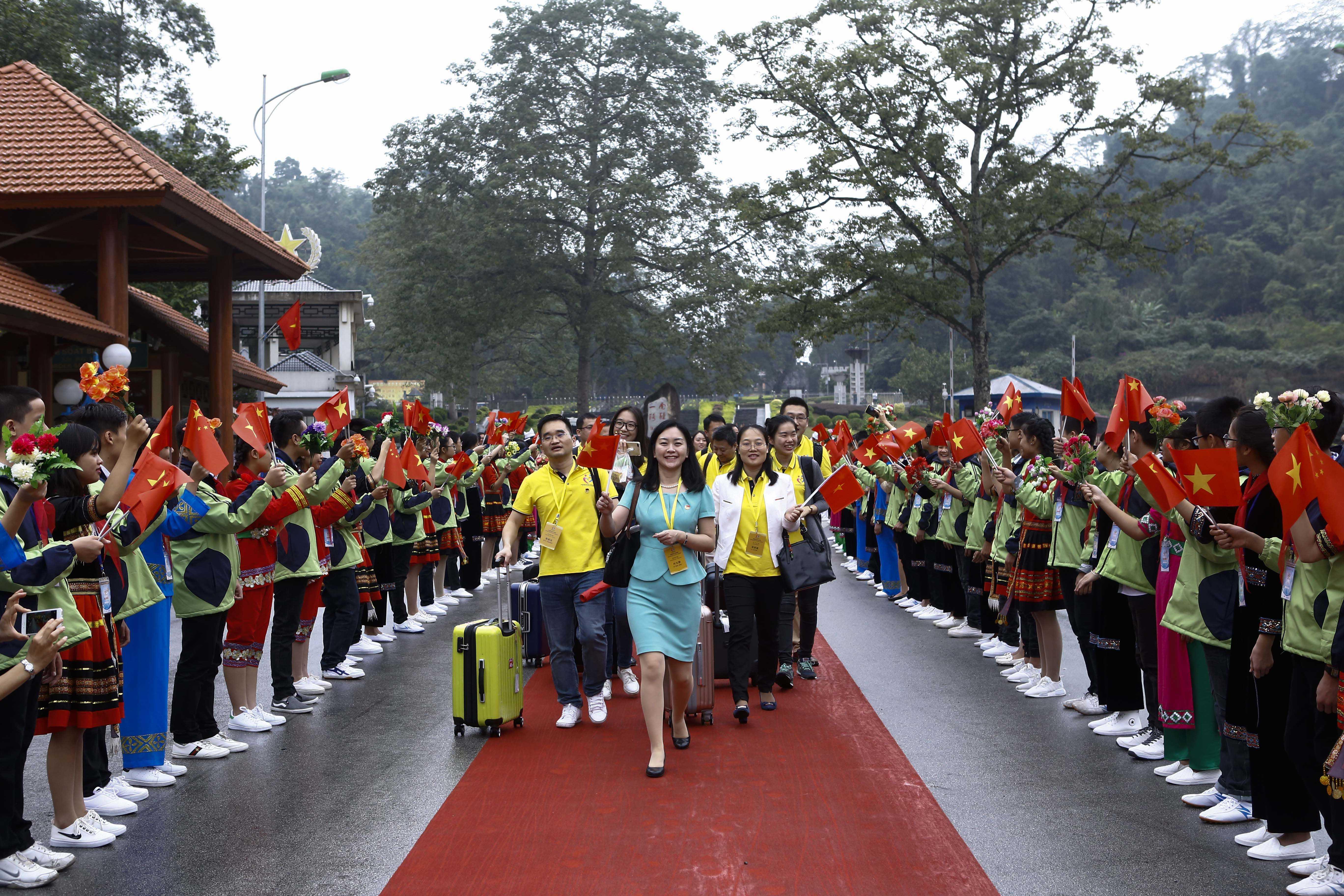 03241 - Khởi động Liên hoan Thanh niên Việt Nam - Trung Quốc lần thứ III