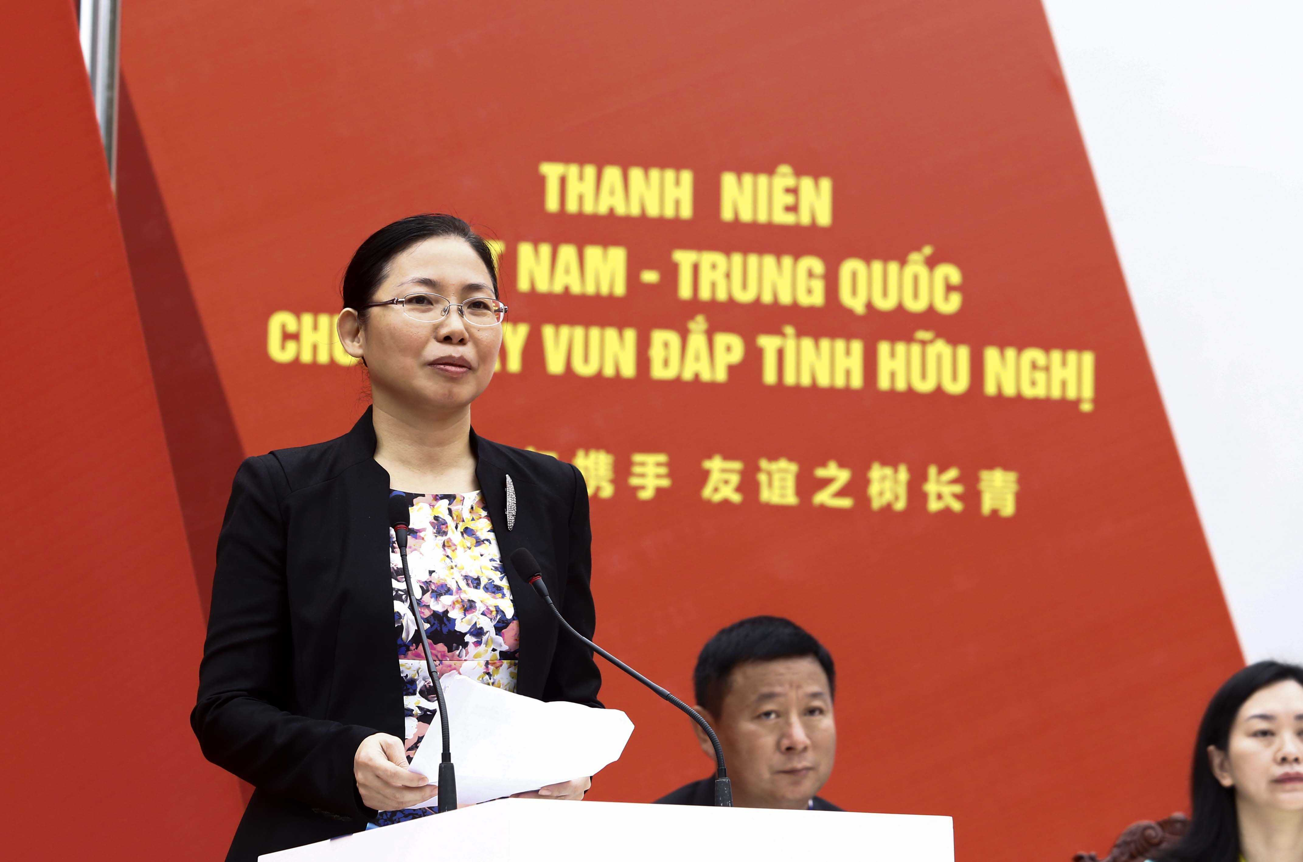 0490 - Khởi động Liên hoan Thanh niên Việt Nam - Trung Quốc lần thứ III