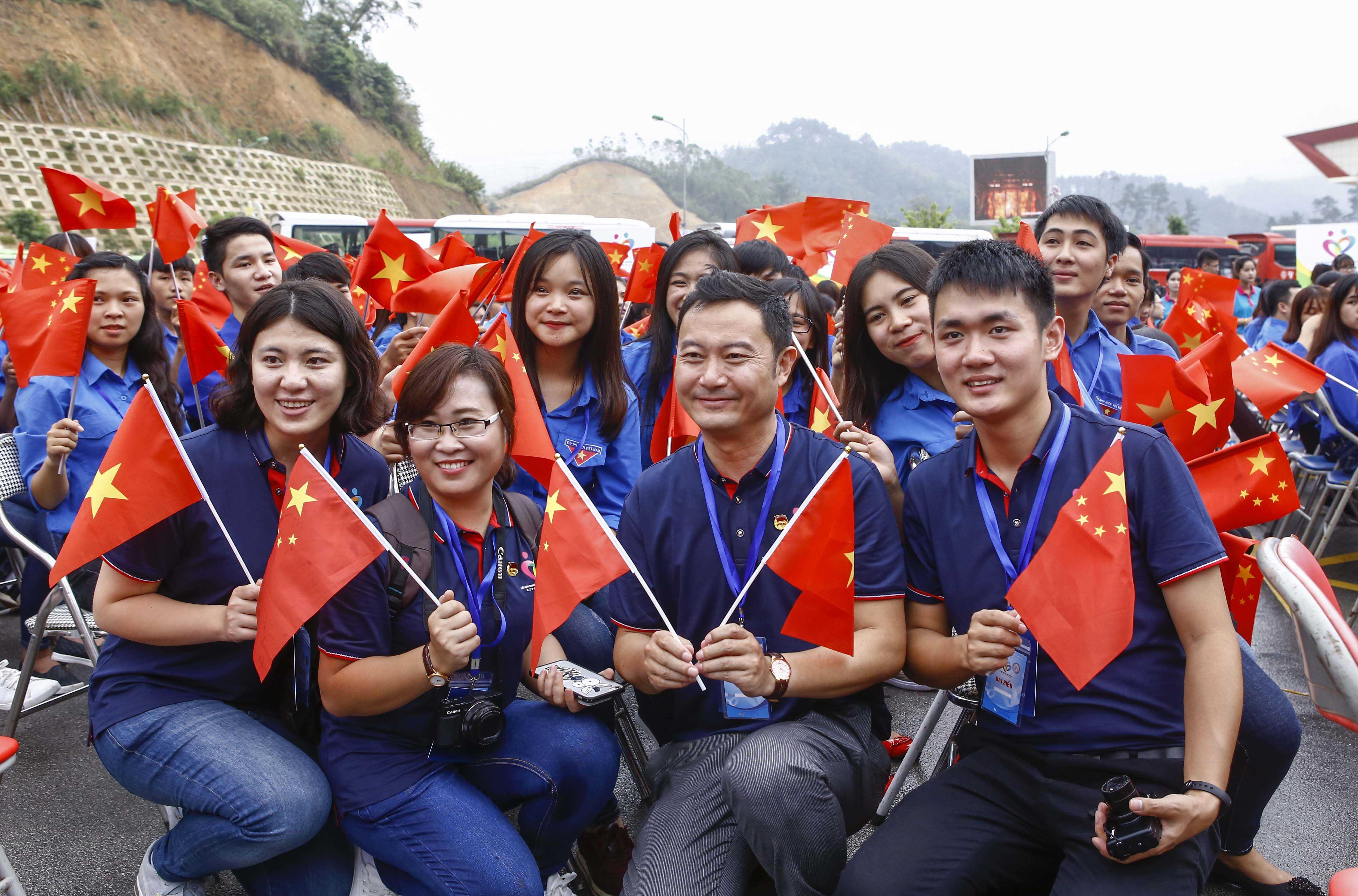 0568 - Khởi động Liên hoan Thanh niên Việt Nam - Trung Quốc lần thứ III