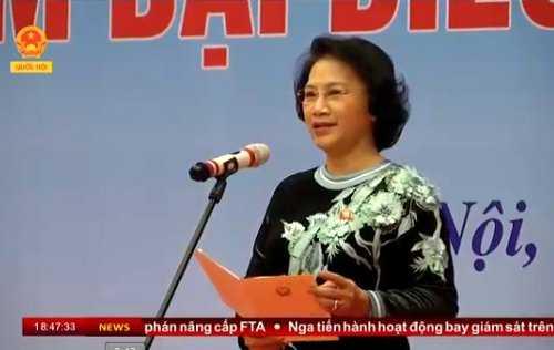 Chutichquochoi Nhóm đại biểu Quốc hội trẻ khóa XIV chính thức ra mắt tại Hà Nội