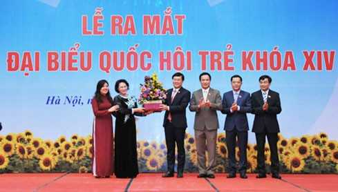 le-ra-mat-489A2 Nhóm đại biểu Quốc hội trẻ khóa XIV chính thức ra mắt tại Hà Nội