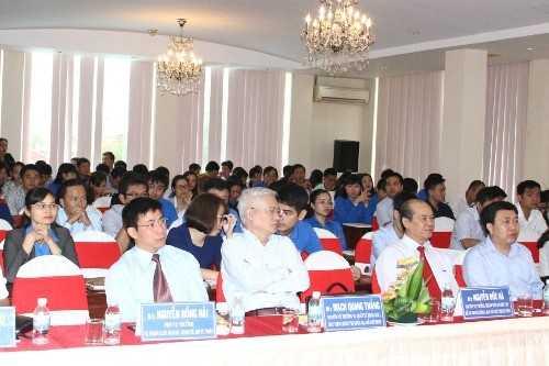 E1BAA2nh20232 - Trung ương Đoàn: Khai mạc Hội nghị công tác tuyên giáo toàn quốc năm 2016