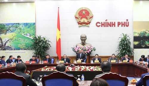 anh201112 Thủ tướng Chính phủ làm việc với Trung ương Đoàn TNCS Hồ Chí Minh