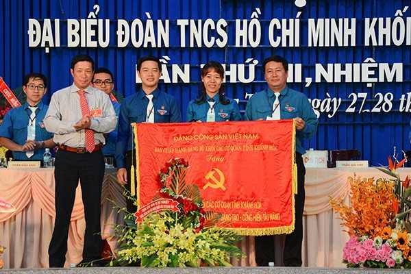 images5000633 DSC 0275 - Đồng chí Nguyễn Thị Xuân Thảo được bầu giữ chức vụ Bí thư Đoàn khối Các cơ quan tỉnh Khánh Hòa lần thứ VII, nhiệm kỳ 2017 - 2022