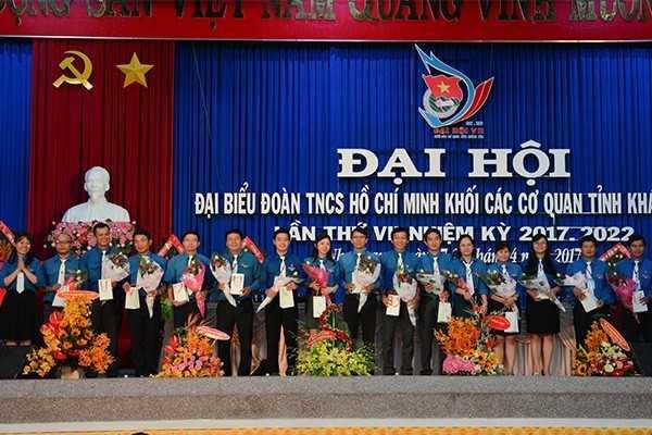 images5000638 DSC 0311 - Đồng chí Nguyễn Thị Xuân Thảo được bầu giữ chức vụ Bí thư Đoàn khối Các cơ quan tỉnh Khánh Hòa lần thứ VII, nhiệm kỳ 2017 - 2022