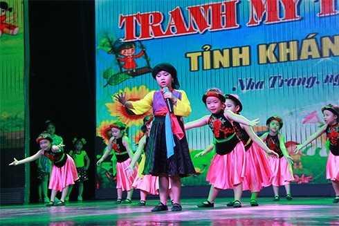 images5001481_MT Giải thưởng Mỹ thuật thiếu nhi Khánh Hòa 2017: 75 tác phẩm được trao giải Vàng