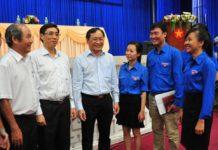 Đối thoại chủ tịch Lê Đức Vinh với Thanh niên 2017
