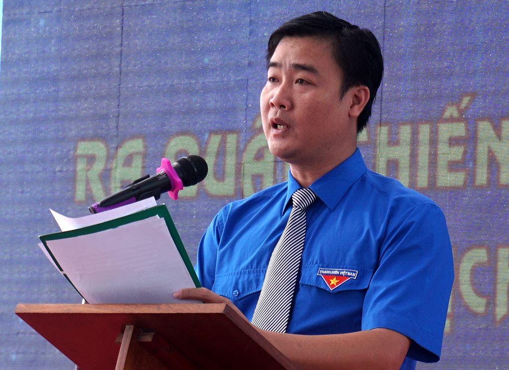 vannhuan dcrj - Khánh Hòa ra quân Thanh niên tình nguyện, Tiết kiệm nước sạch